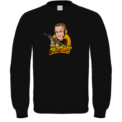 Motiv: Sweatshirt FAIR WEAR - Macho - Shots Fired
