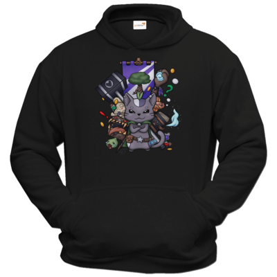 Motiv: Hoodie Classic - CatBerry - MMO
