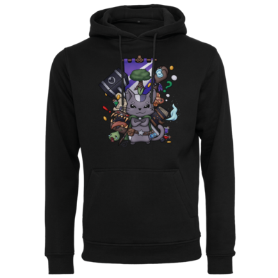 Motiv: Heavy Hoodie - CatBerry - MMO