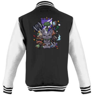 Motiv: College Jacke - CatBerry - MMO