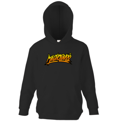 Motiv: Kids Hooded Sweat - Macho - Tag