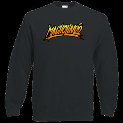 Motiv: Sweatshirt Classic - Macho - Tag