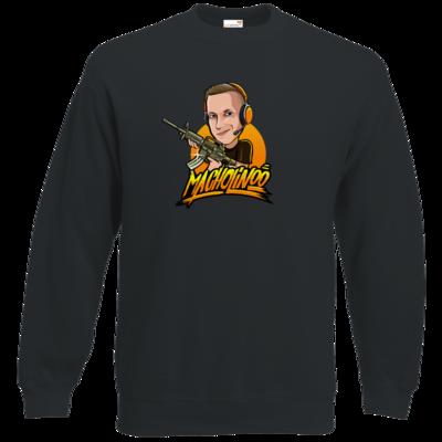 Motiv: Sweatshirt Classic - Macho - Shots Fired