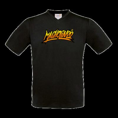Motiv: T-Shirt V-Neck FAIR WEAR - Macho - Tag