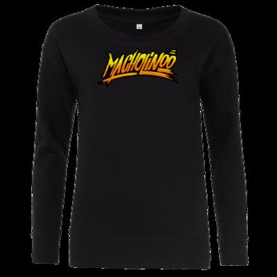 Motiv: Girlie Crew Sweatshirt - Macho - Tag