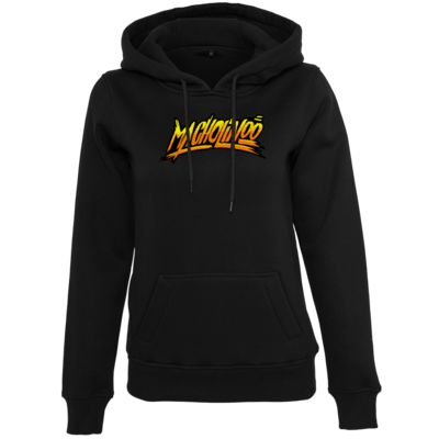 Motiv: Womens Heavy Hoody - Macho - Tag