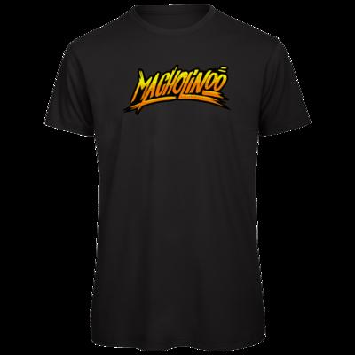 Motiv: Organic T-Shirt - Macho - Tag