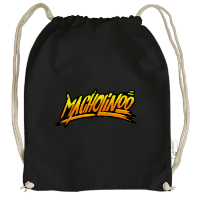 Motiv: Cotton Gymsac - Macho - Tag