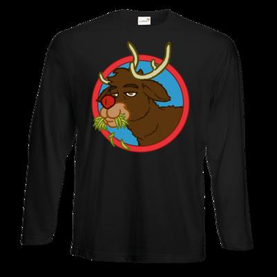 Motiv: Exact 190 Longsleeve FAIR WEAR - Rudolph
