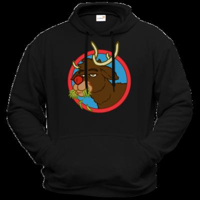 Motiv: Hoodie Premium FAIR WEAR - Rudolph