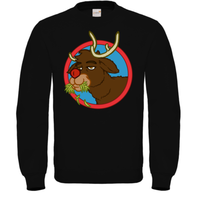 Motiv: Sweatshirt FAIR WEAR - Rudolph