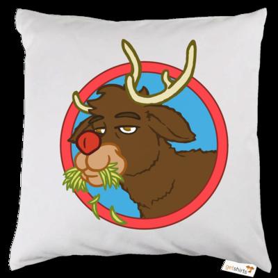 Motiv: Kissen - Rudolph