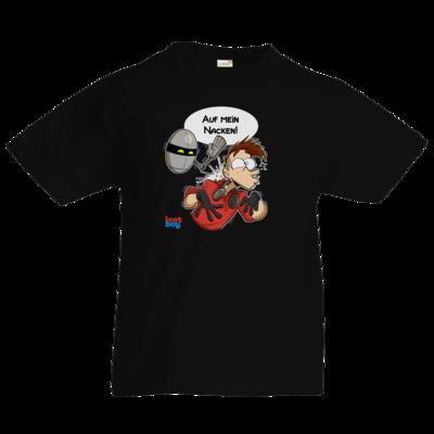 Motiv: Kids T-Shirt Premium FAIR WEAR - LootBoy - Auf mein nacken