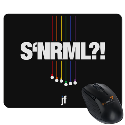 Motiv: Mousepad Textil - SNRML