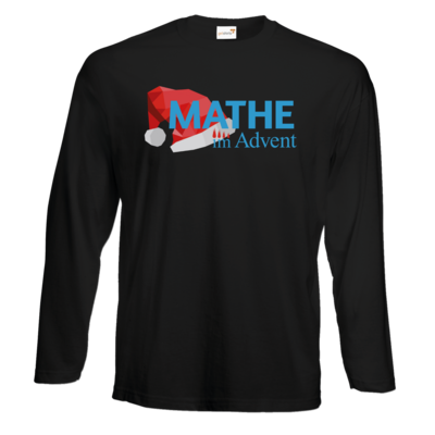 Motiv: Exact 190 Longsleeve FAIR WEAR - Mathe im Advent Logo