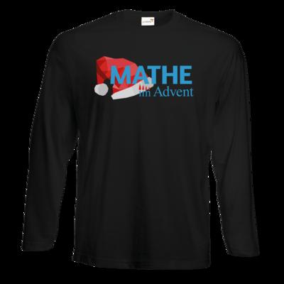 Motiv: Exact 190 Longsleeve FAIR WEAR - Mathe im Advent Logo