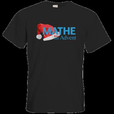Motiv: T-Shirt Premium FAIR WEAR - Mathe im Advent Logo