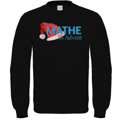 Motiv: Sweatshirt FAIR WEAR - Mathe im Advent Logo