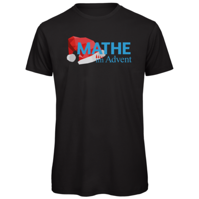 Motiv: Organic T-Shirt - Mathe im Advent Logo