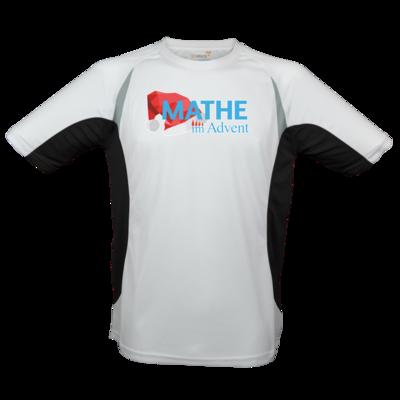 Motiv: Laufshirt Running T - Mathe im Advent Logo