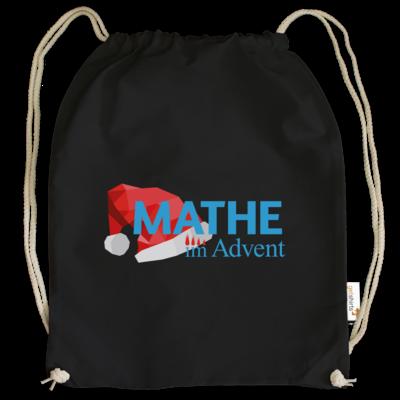 Motiv: Cotton Gymsac - Mathe im Advent Logo