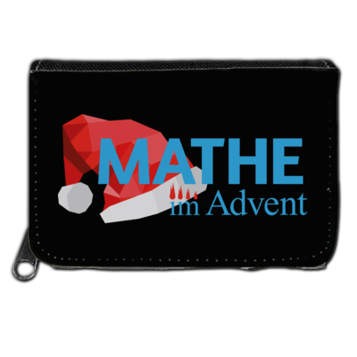 Motiv: Geldboerse - Mathe im Advent Logo