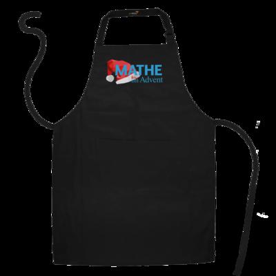 Motiv: Schürze - Mathe im Advent Logo