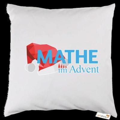 Motiv: Kissen - Mathe im Advent Logo