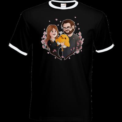 Motiv: T-Shirt Ringer - Ei Range