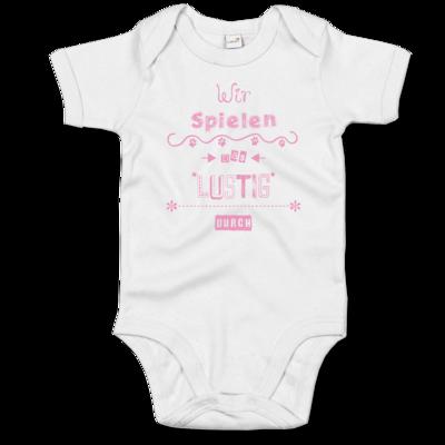 Motiv: Baby Body Organic - Wir spielen das lustig durch