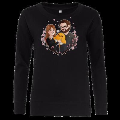 Motiv: Girlie Crew Sweatshirt - Ei Range