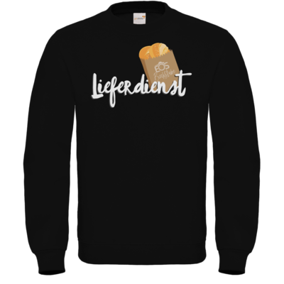 Motiv: Sweatshirt FAIR WEAR - Lieferdienst