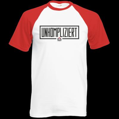 Motiv: Baseball-T FAIR WEAR - unkompliziert eosandy shirt