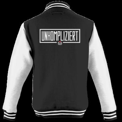 Motiv: College Jacke - unkompliziert eosandy shirt