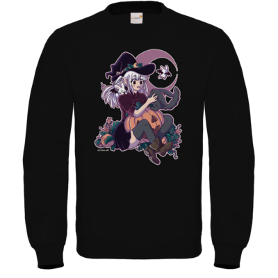 Motiv: Sweatshirt FAIR WEAR - Bat Witch Ayumi