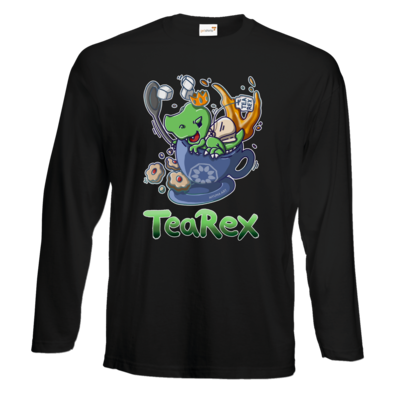 Motiv: Exact 190 Longsleeve FAIR WEAR - Tea Rex