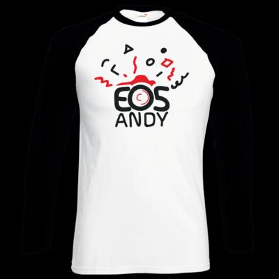 Motiv: Longsleeve Baseball T - eosAndy Doodle Shirt Logo