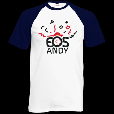 Motiv: Baseball-T FAIR WEAR - eosAndy Doodle Shirt Logo