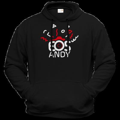 Motiv: Hoodie Premium FAIR WEAR - eosAndy Doodle Shirt Logo