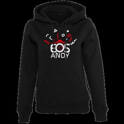 Motiv: Womens Heavy Hoody - eosAndy Doodle Shirt Logo