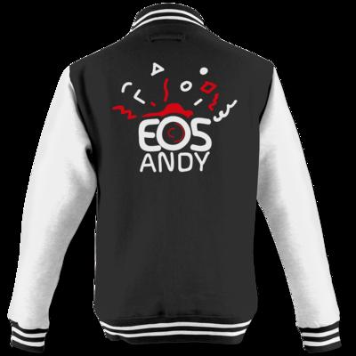 Motiv: College Jacke - eosAndy Doodle Shirt Logo