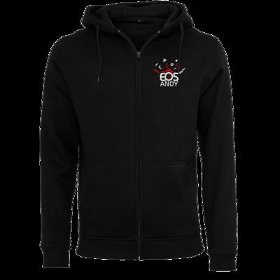 Motiv: Heavy Zip-Hoodie - eosAndy Doodle Shirt Logo