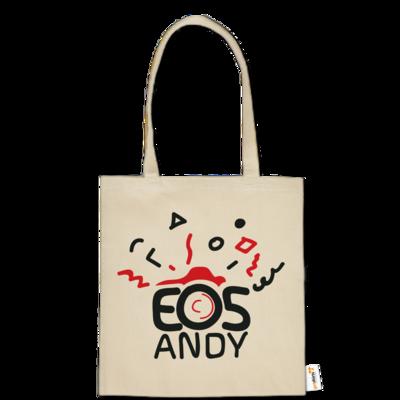 Motiv: Baumwolltasche - eosAndy Doodle Shirt Logo