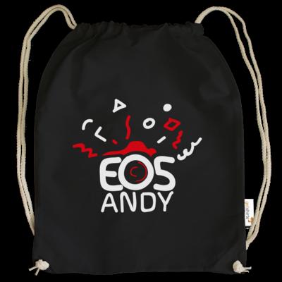 Motiv: Cotton Gymsac - eosAndy Doodle Shirt Logo