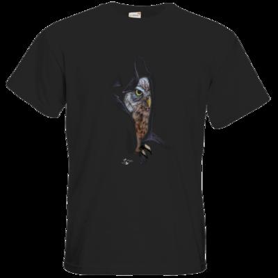 Motiv: T-Shirt Premium FAIR WEAR - Poldinator dunkel