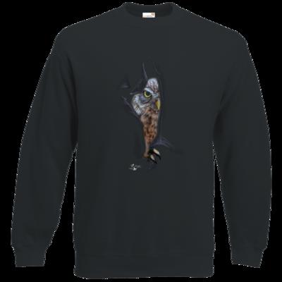 Motiv: Sweatshirt Classic - Poldinator dunkel