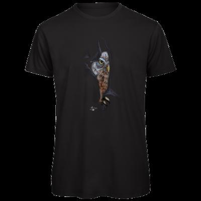 Motiv: Organic T-Shirt - Poldinator dunkel