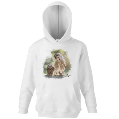 Motiv: Kids Hooded Sweat - Lenni