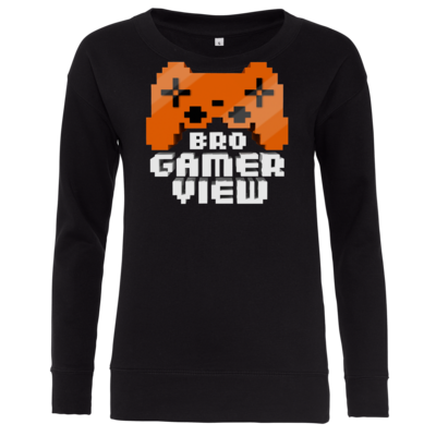 Motiv: Girlie Crew Sweatshirt - Logo BGV