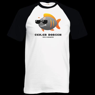 Motiv: TShirt Baseball - Geiler Dorsch